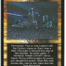 Terminator CCG Limited Resources Rare Game Card