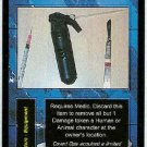 Terminator CCG MD301 Bio-Spray Rare Game Card