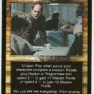 Terminator CCG Mission Debriefing Rare Card Earl Boen
