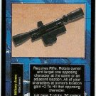 Terminator CCG M41 Range Finder Scope Rare Card Unplayed