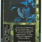 Terminator CCG Lt. Ryan Precedence Rare Game Card
