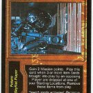 Terminator CCG Recycling Operation Rare Game Card