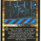 Terminator CCG Rerouting Emergency Power Rare Game Card