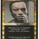 Terminator CCG Rubber Skin Precedence Rare Game Card Unplayed