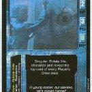 Terminator CCG Pvt. Gentii Precedence Rare Game Card