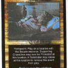 Terminator CCG Safehouse Rare Game Card Unplayed