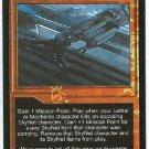 Terminator CCG Salvage Operation Rare Game Card