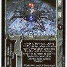 Terminator CCG Servo-Admin Drone Rare Game Card Unplayed