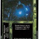 Terminator CCG Sgt. Hannum Rare Game Card Unplayed