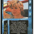 Terminator CCG Sarah J. Connor (3-2-2) Rare Game Card Unplayed