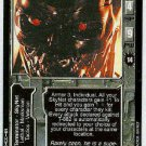 Terminator CCG Tactical Command Unit Rare Game Card Unplayed