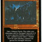 Terminator CCG Victory Through Attrition Rare Game Card