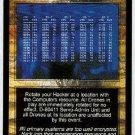 Terminator CCG Viral Contamination Rare Game Card