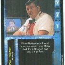 Terminator CCG Bartender Precedence Game Card