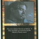 Terminator CCG Battle Fatigue Precedence Game Card Unplayed