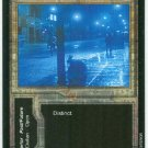 Terminator CCG City Street Game Card Unplayed