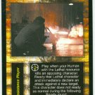 Terminator CCG Concentration Precedence Game Card