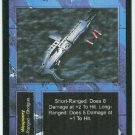Terminator CCG 12-Gauge Auto-Loader Game Card Unplayed