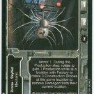 Terminator CCG Construction Drone Precedence Game Card Unplayed
