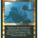 Terminator CCG Better You Than Me Precedence Game Card