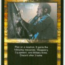 Terminator CCG Hidden Weapon Stash Game Card Unplayed