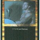 Terminator CCG Exertion Precedence Game Card