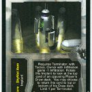 Terminator CCG Detachable Surveillance Module Game Card