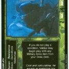 Terminator CCG GSgt. Valdez Game Card Unplayed