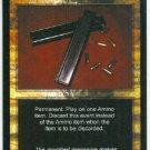 Terminator CCG Extended Magazine Precedence Game Card Unplayed