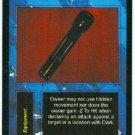 Terminator CCG Flashlight Precedence Game Card Unplayed