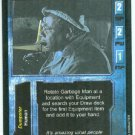 Terminator CCG Garbage Man Precedence Game Card