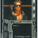 Terminator CCG Infiltrator Precedence Game Card Unplayed