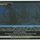 Terminator CCG Nightfall Precedence Game Card