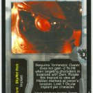 Terminator CCG Ocular Implant Infrared Optics Game Card Unplayed