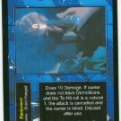 Terminator CCG Pipe Bombs Game Card Unplayed