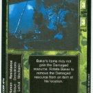 Terminator CCG Pvt. Baker Precedence Game Card