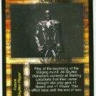 Terminator CCG Quick Deployment Precedence Game Card