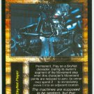 Terminator CCG Relentless Precedence Game Card