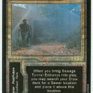Terminator CCG Sewage Tunnel Entrance Game Card Unplayed
