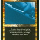 Terminator CCG Reload Precedence Game  Card
