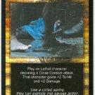 Terminator CCG Savagery Precedence Game Card