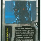 Terminator CCG Reconstructive Nanites Game Card Unplayed
