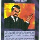 Illuminati The Auditor New World Order Game Card