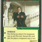 James Bond CCG Weapon Jam Game Card