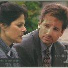 X-Files Season 2 #62 Parallel Card Silver Bar Xfiles