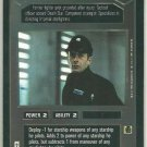 Star Wars CCG Lieutenant Tanbris Premiere Limited Uncommon Game Card