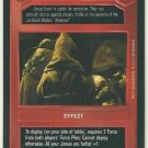 Star Wars CCG Jawa Pack Premiere Limited Uncommon Game Card