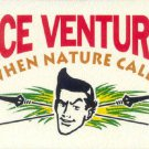 Ace Ventura When Nature Calls Unnumbered Promo Trading Card