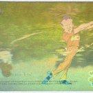 Adventures In Toon World Hologram Joe Montana and Elmer Trading Card
