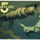 Babylon 5 Ultra 1995 Fleer #2 Hologram Card